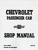1949-1954 Chevy Car Shop Manual