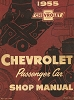 1955 Chevy Car Shop Manual