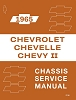 1965 Chevrolet/Chevelle/Chevy II Chassis Service Manual