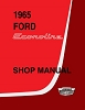 1965 Ford Econoline Shop Manual