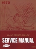 1972 Chevy 10-30 Series Truck Service Manual