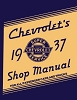 1937 Chevrolet Cars / Trucks Shop Manual
