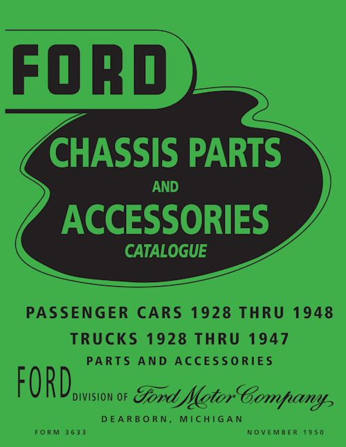 Ford Truck Parts Catalog
