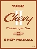 1962 Chevy II Passenger Car Shop Manual