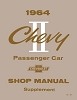 1964 Chevy II Shop Manual Supplement