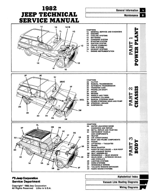mopar factory service manuals