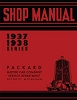 1937 - 1938 Packard Shop Manual