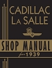 1939 Cadillac LaSalle Shop Manual