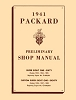 1941 Packard Preliminary Shop Manual