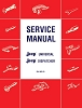 1946 - 1965 Jeep Dispatcher Service Manual