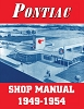 1949 - 1954 Pontiac Shop Manual