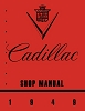 1949 Cadillac Shop Manual