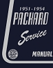 1951 - 1954 Packard Service Manual