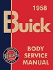 1958 Buick Body Service Manual