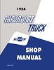 1958 Chevy Truck Shop Manual