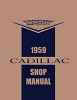 1959 Cadillac Shop Manual