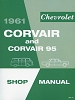 1961 Chevy Corvair Shop Manual