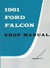 1961 Ford Falcon Shop Manual