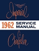 1962 Chrysler Imperial Service Manual