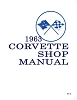 1963 Corvette Shop Manual