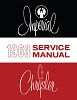1963 Chrysler Imperial Service Manual