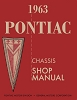1963 Pontiac Chassis Shop Manual