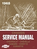 1968 Chevrolet Chassis Service Manual