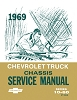 1969 Chevy Truck Chassis Service Manual