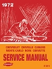 1972 Chevrolet Chassis Service Manual
