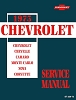1973 Chevrolet Service Manual