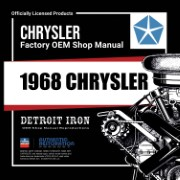 1968 Chrysler - CD