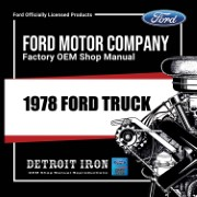 1978 Ford Truck - CD