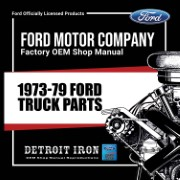 1973-79 Ford Truck PARTS - CD