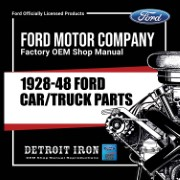 1928-48 Ford Car / Truck Parts - CD
