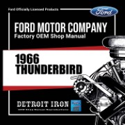 1966 Thunderbird - CD