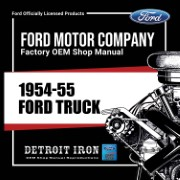 1954-55 Ford Truck - CD
