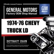 1974-76 Chevy Truck LD - CD