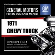 1971 Chevy Truck - CD