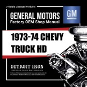 1973-74 Chevy Truck HD - CD