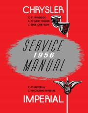 1956 Chrysler / Imperial Service Manual