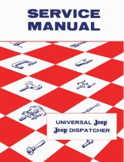 1946 - 1957 Jeep Shop Manual