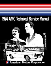 1974 AMC Shop Manual
