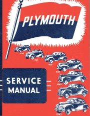 1936 - 1942 Plymouth Service Manual
