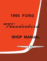 1966 Ford Thunderbird Shop Manual