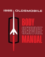 1965 Oldsmobile Body Shop Manual