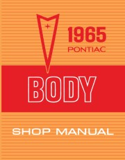 1965 Pontiac Body Shop Manual