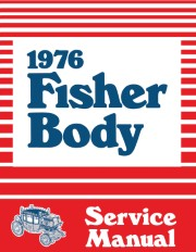 1976 Fisher Body Service Manual