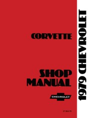 1979 Corvette Shop Manual