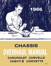 1966 Chevy Chassis Overhaul Manual