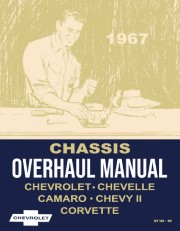 1967 Chevy Chassis Overhaul Manual